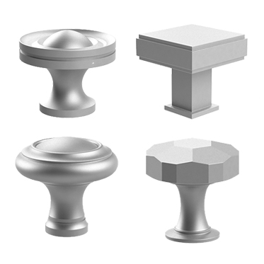 Suited Cabinet Knobs